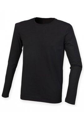 Skinnifit SF124 Feel Good Long Sleeved Stretch T-Shirt (SmallTo2XL) 3 COLOURS