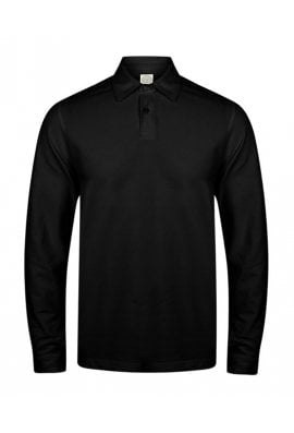 Skinnifit SFM44 Mens Long Sleeved Polo Shirt  (Small to 2XLarge) 2 Colours