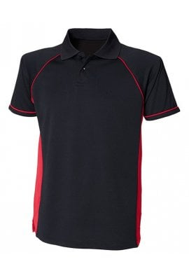 Finden And Hales LV310 Panel Performance Polo (XSmall to 2XLarge) 3 COLOURS