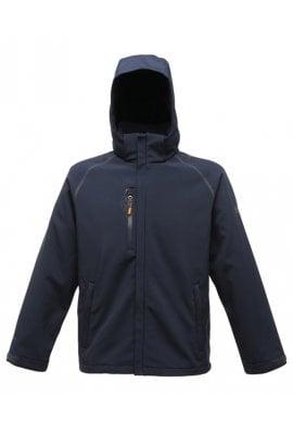 Regatta RG160 Hooded Softshell (Small to 3XLarge) 3 COLOURS