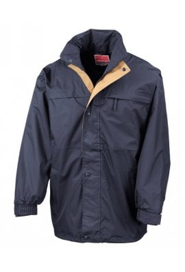 Result RE67A Multi-Function MidWeight Jacket (XSmall to 3XLarge) 3 COLOURS