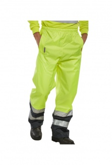 BET Class 1 Belfry Two Tone Breathable Overtousers (Small To 3XL)