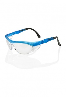 BBUTS BEESWIFT Utah Safety Glasses Clear