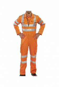 RSC Rail Spec Coverall (Size 36 To 56)