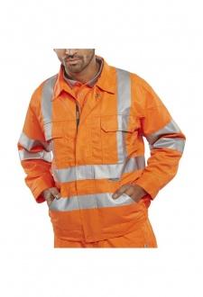 RSJ Rail Spec Jacket (Size 38 To 56)
