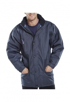 GU88  PU Coated Weather Resistant Jacket (small to 3XLarge) SINGLE COLOUR