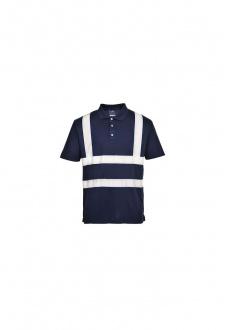 F477 Iona Enhanced Visibility Polo Shirt (Small To 6XL)