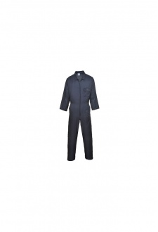 C803 Nylon Zip Front Boilersuit (Small to 4Xlarge)