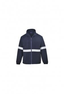 F433 Iona Enhanced Visibility Fleece (Medium To 2XL) SINGLE COLOUR