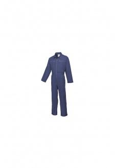 C811 PortWest Zip Front Cotton Boilersuit (Xsmall to 4XLarge)