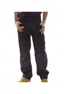 CPMPTNBL Black Premium Holster  Pocket Trousers