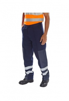 PCNT27 Ballistic Nylon Patch Waste Handling Trousers