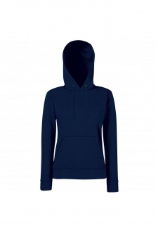SS038 Ladies Classic Hooded Sweatshirt (XS to 2XLarge)  9 COLOURS