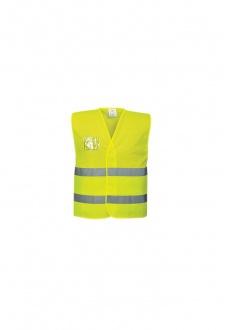 C494 Hi Vis Mesh Vests (Small To 5XL)