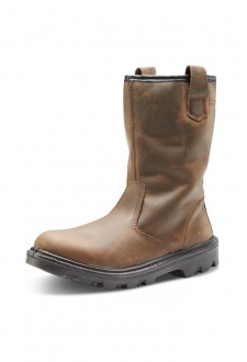 SRB Sherpa Rigger Boot Fur Lined