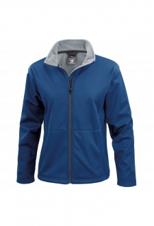 R209F Ladies Fit Soft Shell Jacket (Xsmall to 2Xlarge) 3 COLOURS