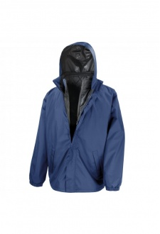 R215X Core 3-In-1 Jacket With Quilted Body Warmer (XSmall to 3XLarge) 2 COLOURS