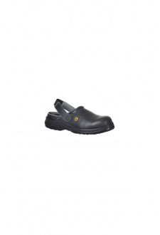 FC03 Compositelite ESD Perforated Safety Clog SB AE