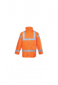 RT30 Hi-Vis Traffic Jacket (XSmall To 5XL)