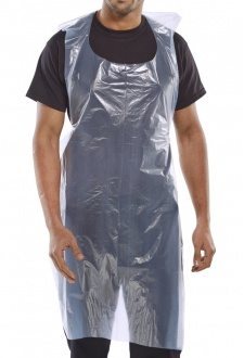 DA42DP Click Disposable Apron Pack Pack Size 1000  (ONE SIZE)