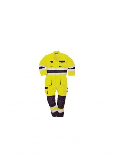 TX55 Texo Hi-Vis Coverall (Small To 3XL)
