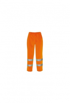 E041 Hi-Vis Poly-Cotton Trousers (Small To 2XL)