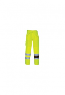 E061 Hi-Vis Action Trousers (Small To 3XL)
