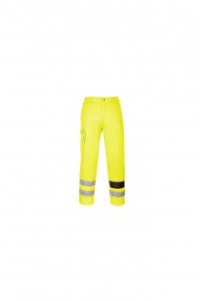 E046 Hi-Vis Combat Trousers (Small To 2XL Reg)