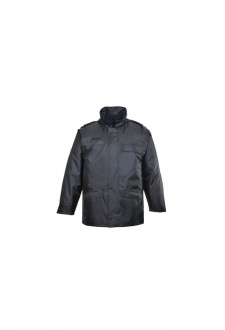 S534 Security Jacket (Small to 2XLargeg) SINGLE COLOUR