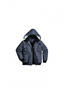 F465 3-In-1 All Weather Bomber Jacket (Small to 2Xlarge) 2 COLOURS