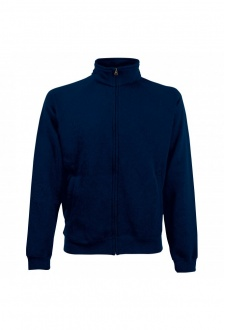 SS226 Classic 80/20 Zipped Sweat Jacket (Small to 2Xlarge) 5 COLOURS