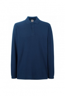 SS258 Premium Long Sleeve Polo (Small To 3XL) 6 COLOURS