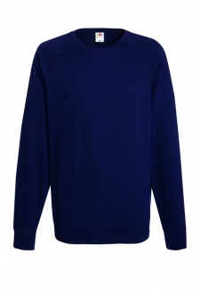 SS970 Lightweight Raglan Sweatshirt (Small To 2XL) 12 COLOURS