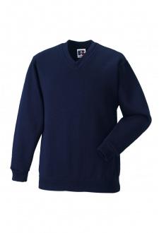 J272M V-Neck Sweat Shirt (Xsmall to Xlarge)