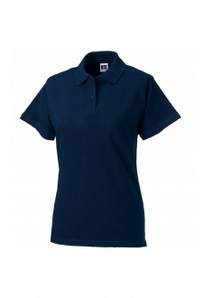 J569F Womens Classic Cotton Polo (Xsmall to 2XLarge) 13 COLOURS