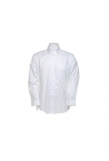 KK351 WorkWear Oxford Long Sleeved Shirt  (Collar Size 14.5 To 23.00)  4 COLOURS