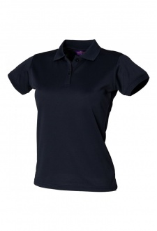 HB476 Womens Coolplus Polo (Small to 3XLarge) 12 COLOURS