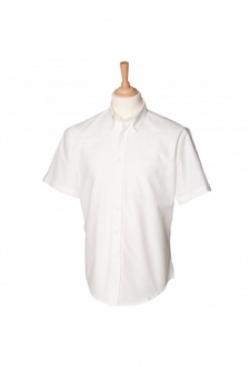 HB515 Short Sleeved Classic Oxford Shirt  (Small To 2XL) 3 COLOURS