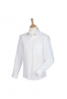 HB590 Wicked Anti-Bacterial Long Sleeved Shirt  (S To 4XL)  6 COLOURS