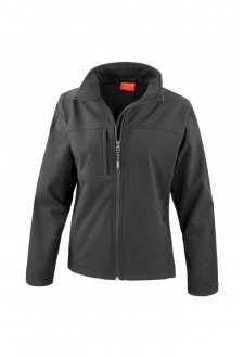 R121F Ladies Fit Waterproof Windproof Breathable Softshell Jacket (Small to 2XLarge) 6 COLOURS