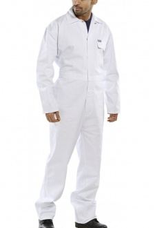 CDBS Cotton Boilersuit (34 to 62 Chest) 2 COLOURS