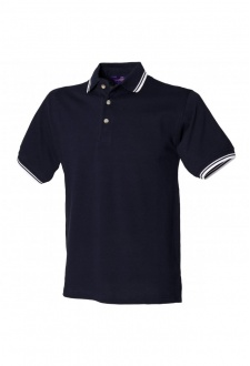 HB150 Tipped Collar And Cuff Polo Shirt (Small to 2XLarge) 4 COLOURS