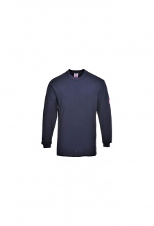 FR11 Flame-Resistant Anti-Static Long Sleeved T-Shirt (Small to 5XLarge)