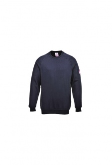 FR12 Flame-Resistant Anti-Static Long Sleeved SweatShirt (Small to 4XLarge)