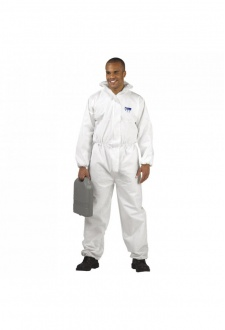 ST30 BizTex SMS Coverall Tye 5/6 (Box of 50) Small to 3Xlarge