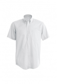 KB535 Short Sleeve EasyCare Oxford Shirt  (S To 6XL)  2 COLOURS