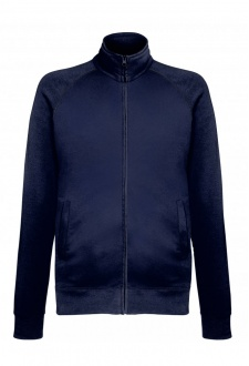 SS928 Full Zip Light Weight Sweat Shirt  (Small to 2Xlarge)  12 COLOURS