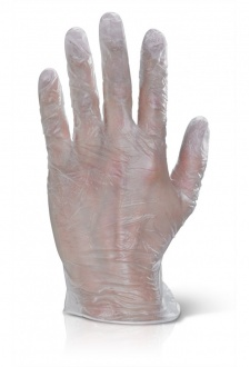 Vinyl Powder Free Gloves (Carton Of 10x100 Pairs)