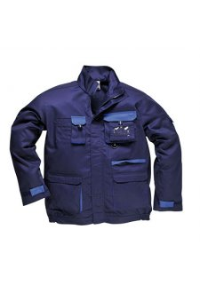 TX10 Texo Contrast Jacket (Xsmall to 3XLarge) 5 COLOURS