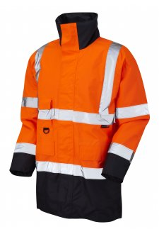 A01-O/NV Class 3 Tawstock Anorak (Small To 6XL)